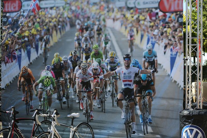 Rund um Köln - das Radrennen
