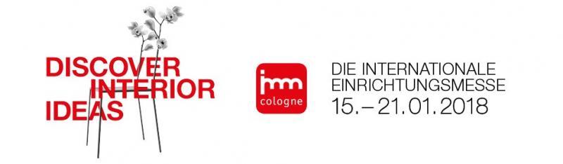 IMM Cologne 2018 - die Einrichtungsmesse in Köln