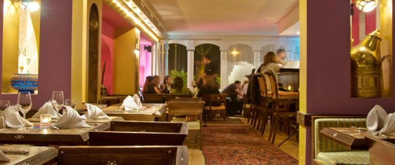 Unser Innenraum im Restaurant