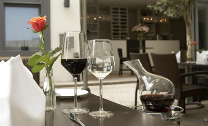 Ein guter Treffpunkt für Weinliebhaber