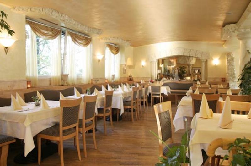 Restaurant von innen, Aphrodite