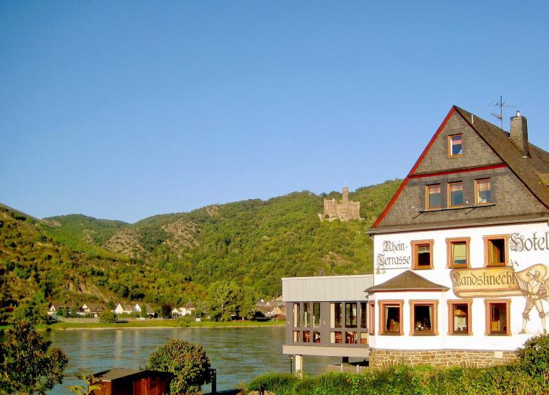 Hotel Landsknecht am Rhein an der Loreley