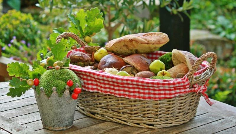 Heute ist Herbstanfang! Vielleicht die kulinarischste Zeit des Jahres?