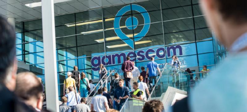 High visit in Cologne: Angela Merkel opens Gamescom at Koelnmesse