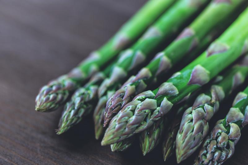 The asparagus season has began!