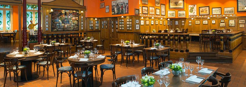 Restaurant Tattersaal